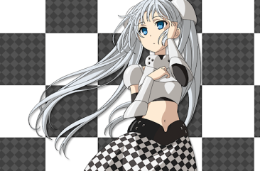 Miss Monochrome -The Animation-