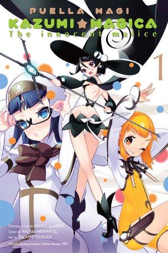 Puella Magi Kazumi Magica The Innocent Malice Volume 1
