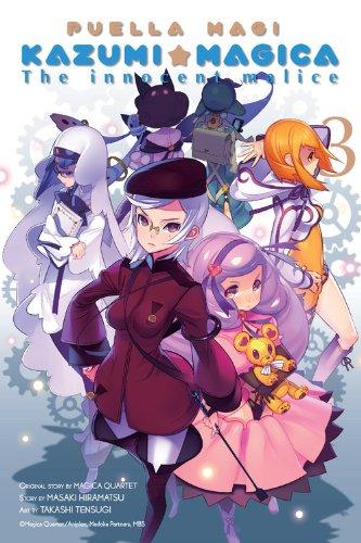 Puella Magi Kazumi Magica The Innocent Malice Volume 3