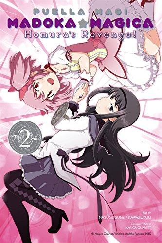 Puella Magi Madoka Magica Homura's Revenge! Volume 2