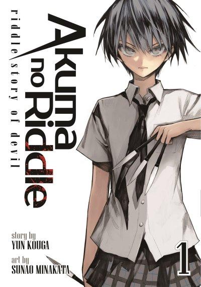 Akuma no Riddle Riddle Story of Devil Volume 1