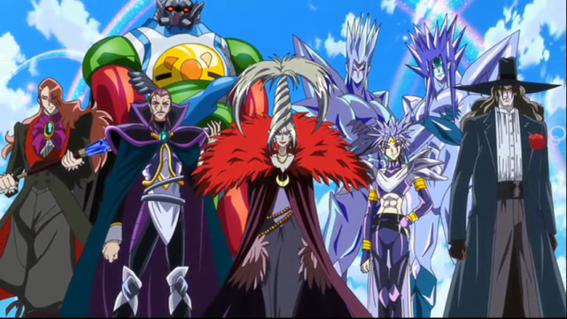 All Stars DX3 Villains
