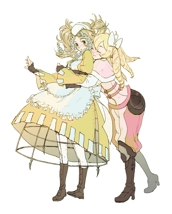Lissa & Maribelle by yo mo
