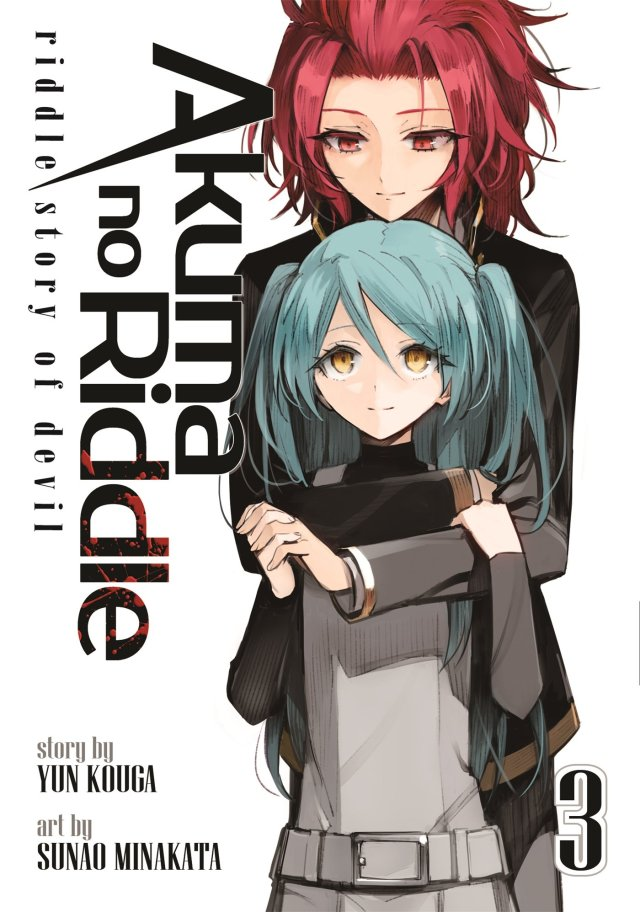 Akuma no Riddle Riddle Story of Devil Volume 3