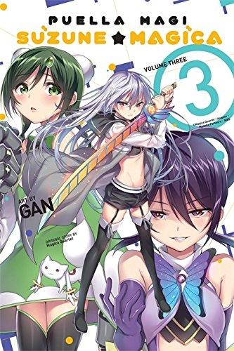 Puella Magi Suzune Magica Volume 3