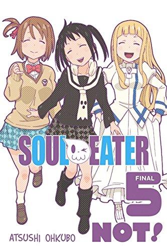 Soul Eater NOT! Volume 5