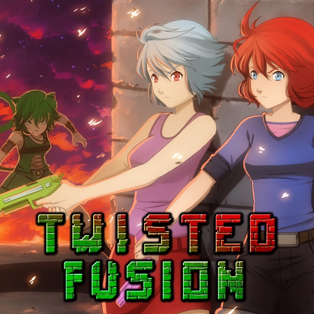 twisted-fusion