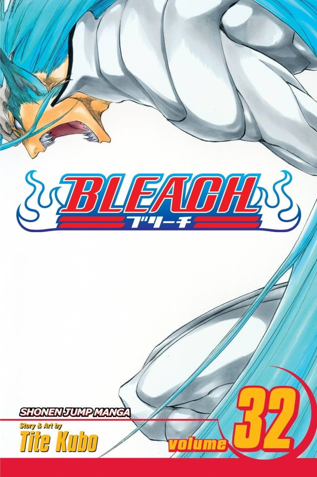 Bleach Volume 32 Howling