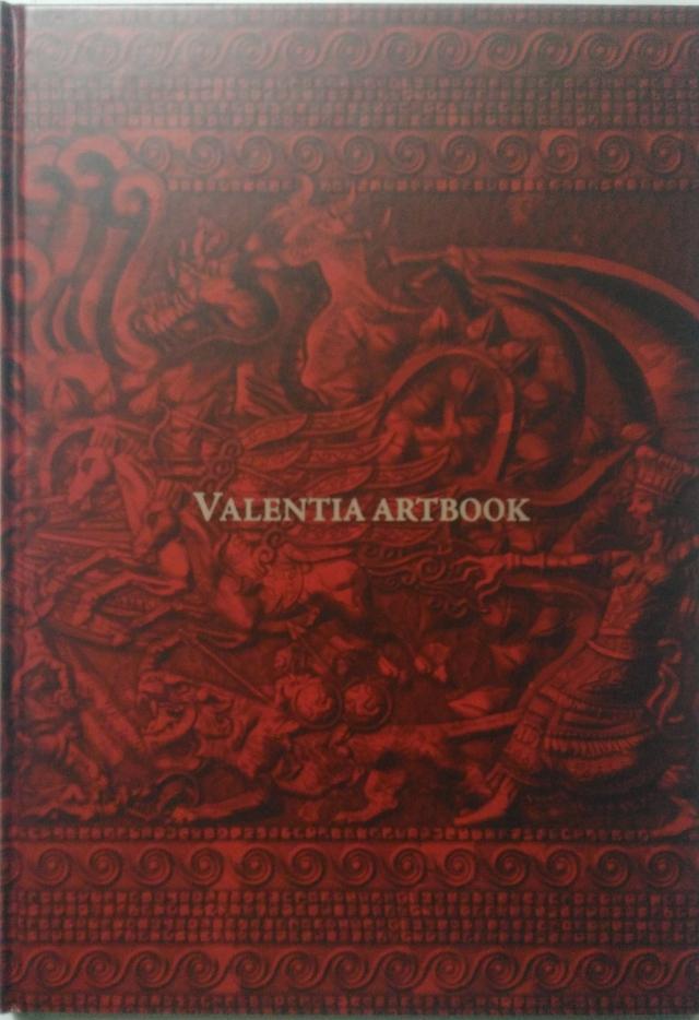 Valentia Artbook