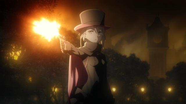 Ange fires a gun.jpg