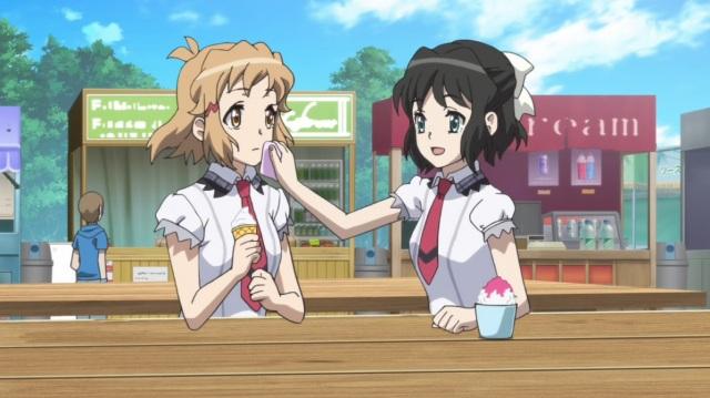 Hibiki & Miku