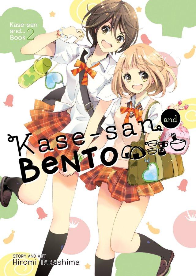 Kase-san and Bento