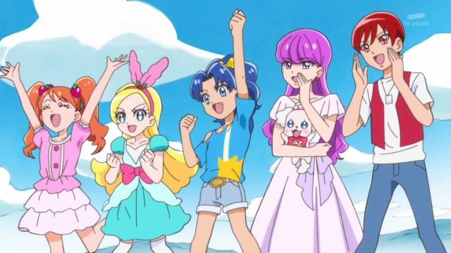 Cheering for Himari.jpg