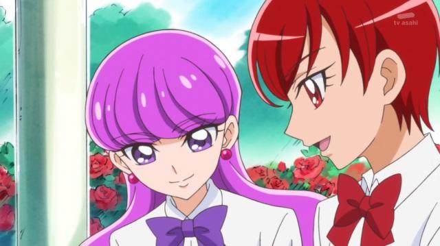 Yukari and Akira