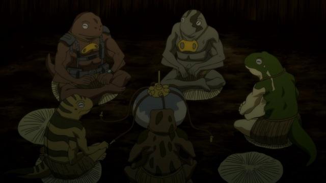 Amphibianfolk meeting