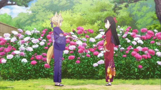 Kiri and Shino