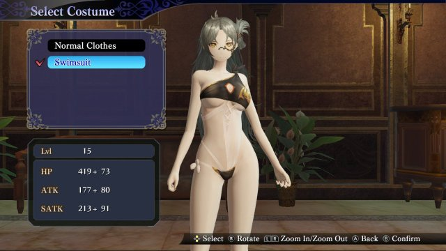 Camilla swimsuit
