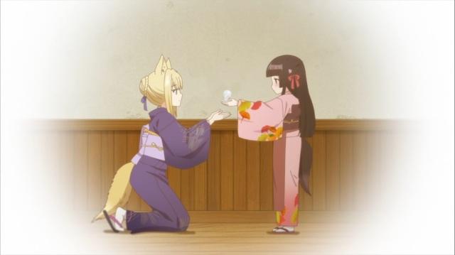 Kiri and Sakura