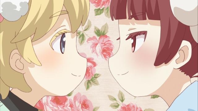 Kotoko and Mari