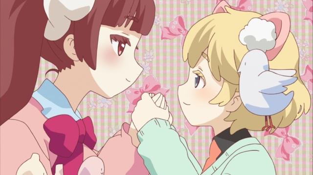 Mari and Kotoko