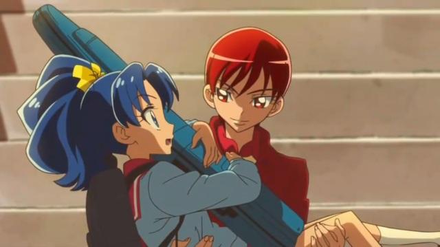 Akira lifts Aoi