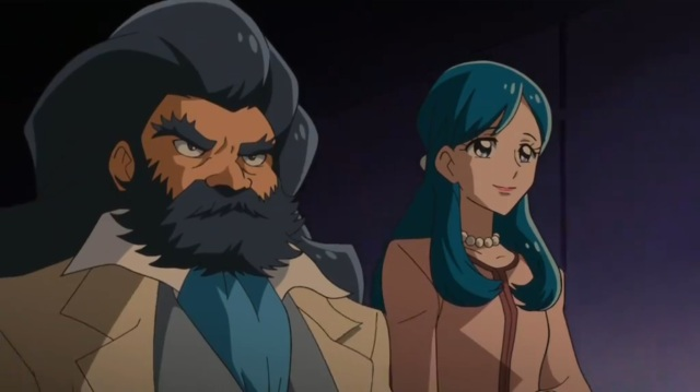 Aoi's Parents
