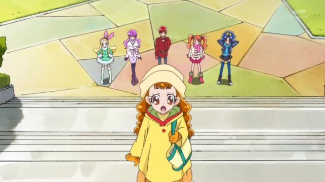 Himari's companions