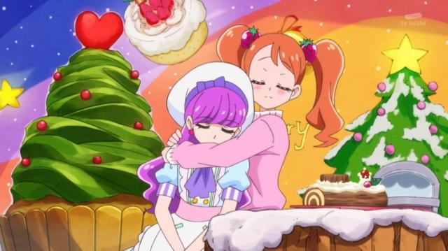 Ichika holding Yukari