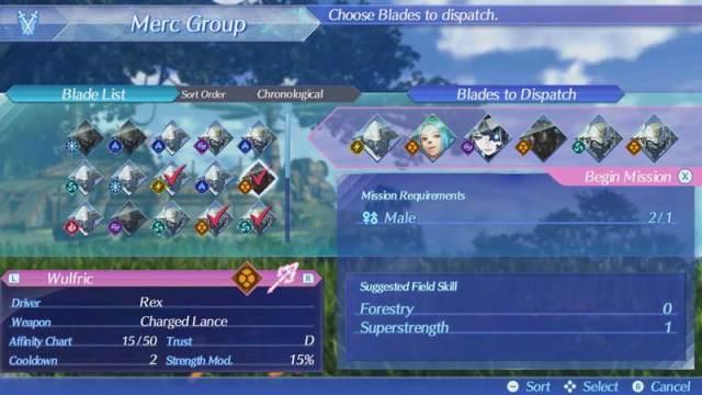 Mercenary Groups