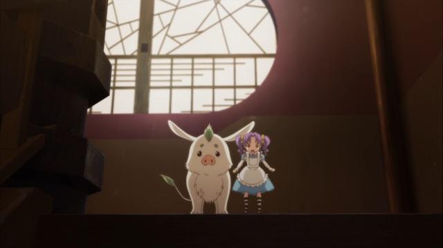 Urinosuke and Okiku