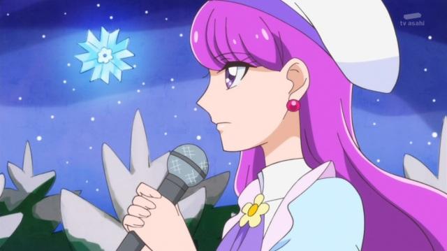 Yukari's announcement
