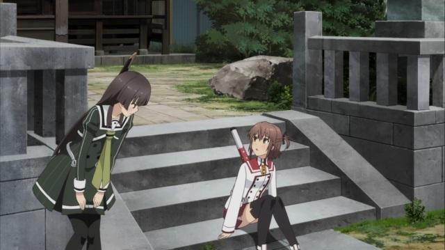 Hiyori and Kanami