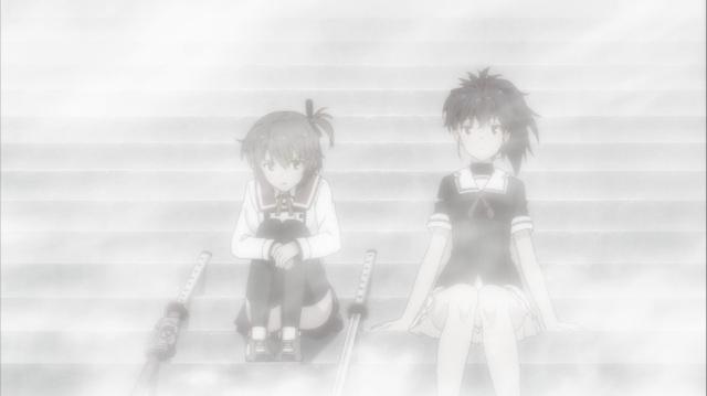 Kanami and a girl