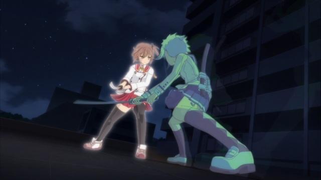 Kanami vs Sayaka