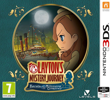Layton's Mystery Journey Katrielle and the Millionaires' Conspiracy
