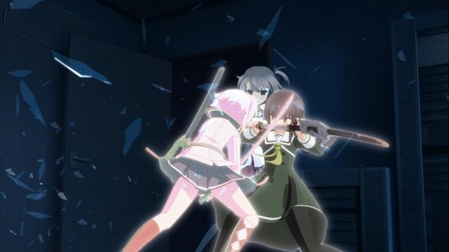 Sayaka attacks