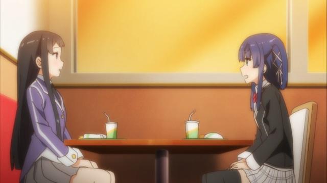 Shizuka and Hazuki