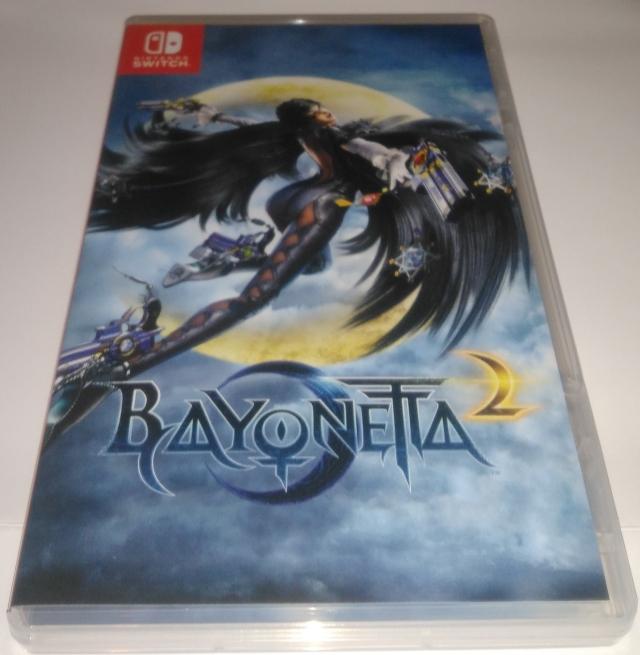Bayonetta + Bayonetta 2