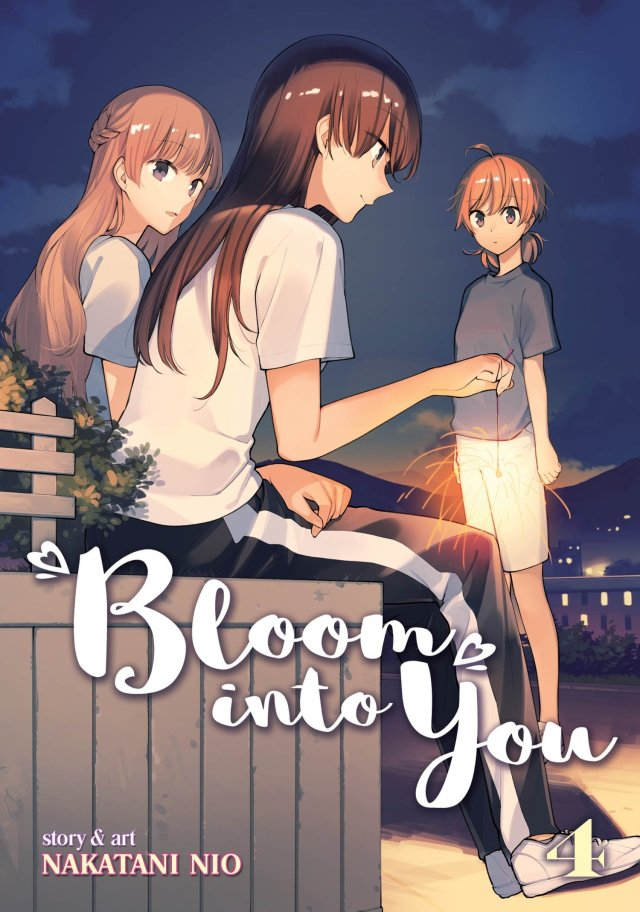 Bloom into You Volume 4