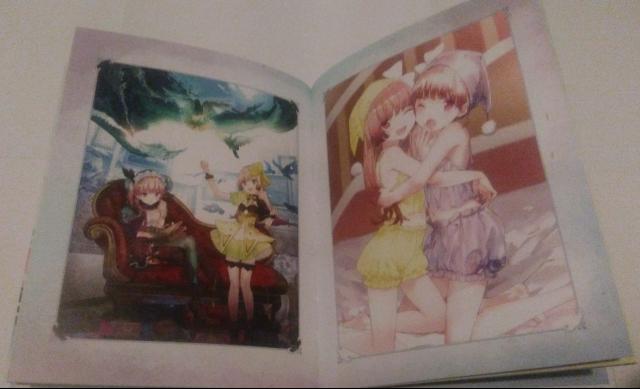 Artbook Inside