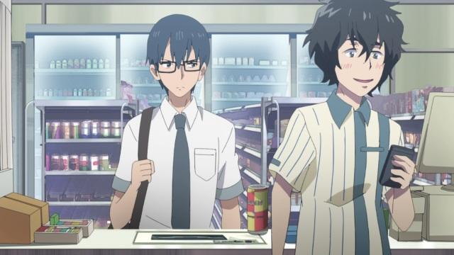 Kaname and Keisuke