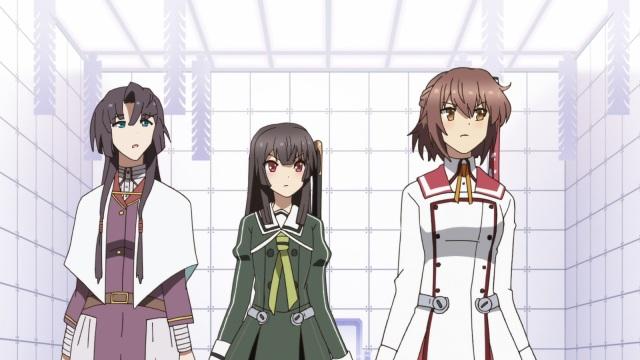 Akane, Hiyori and Kanami