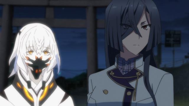 Ichikishima and Yukari