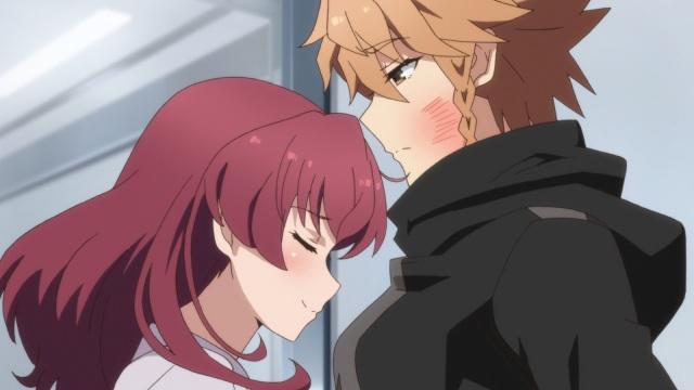 Suzuka and Maki