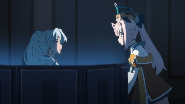Unhappy Kaoru