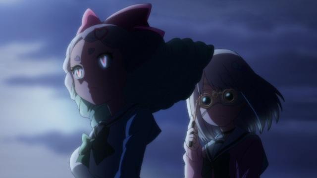 Mikari and Kosame