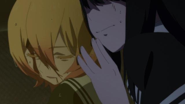 Tsuyuno's sacrifice