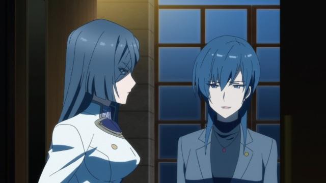 Yukari and Yuzuki
