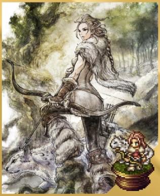 H'aanit the Hunter