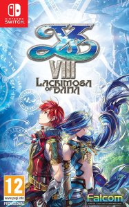 Ys VIII Lacrimosa of Dana